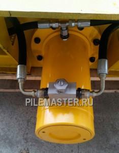 Активная система синхронизации выдвижения зубьев на оборудовании PILEMASTER