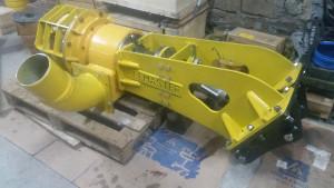 Землесос PILEMASTER-PD3000 на экскаватор до 30 тонн