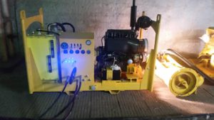 Маслостанция Pilemaster PP40 предназначена для автономной работы гидравлического оборудования.